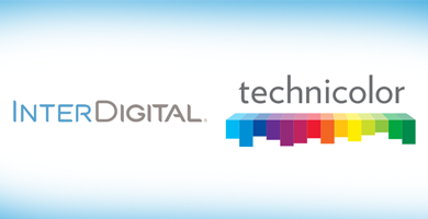 InterDigital's acquisition of Technicolor
